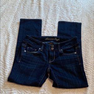 American Eagle, jeans size 0 Regular